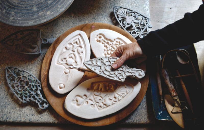 karen lovenguth Ceramics