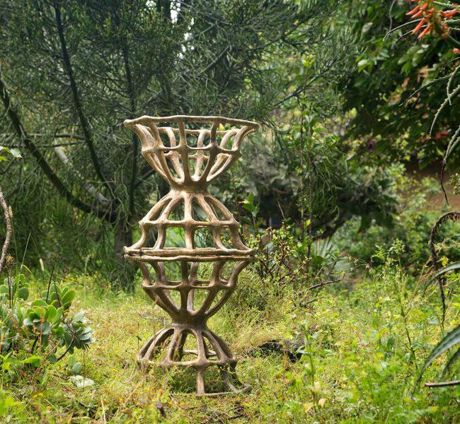 skeleton - KAren Lovenguth ceramics