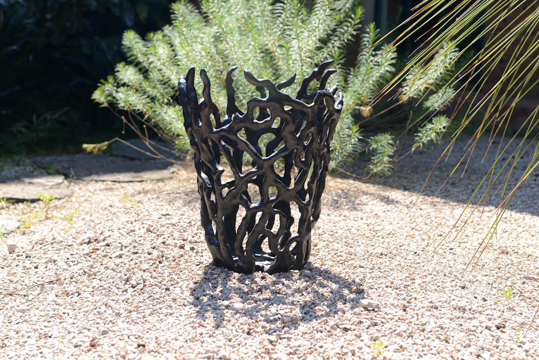 Karen Lovenguth bronze artwork