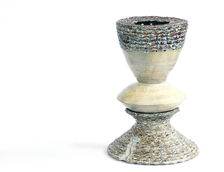 Bride ceramic artwork