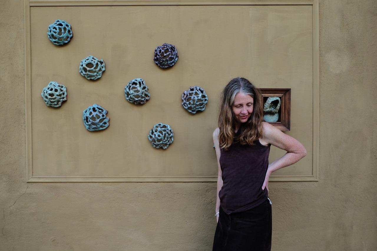 Karen Lovenguth ceramics artist